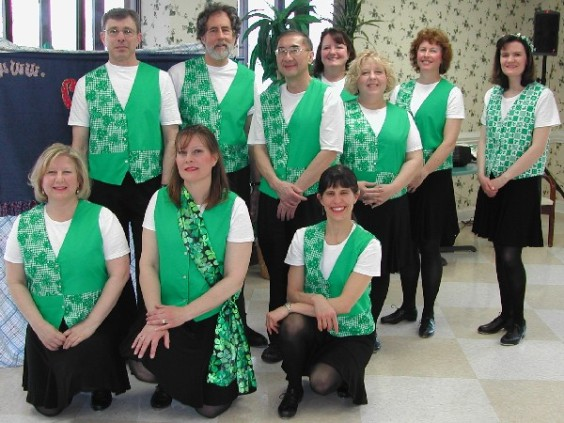 Calico Cloggers at Cherrydale Health and Rehabilitation Center