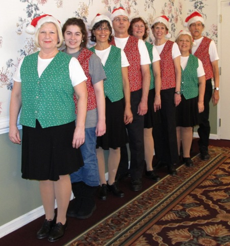 Calico Cloggers at Paul Springs Retirement Community
