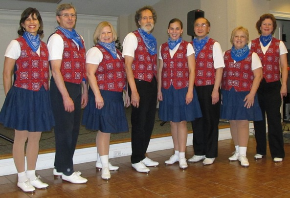 Calico Cloggers at Goodwin House